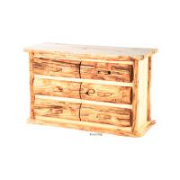 54 inch 6 Drawer Dresser