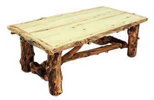 Aspen Grizzly Coffee Table