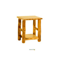 Rustic Arts Small Side Table