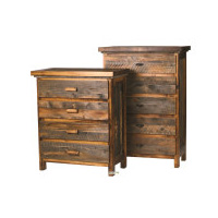 Wyoming Collection Chest (4 or 5 Drawer)