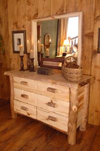 Silver Creek Dresser