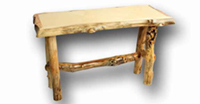 Silver Creek Sofa Table